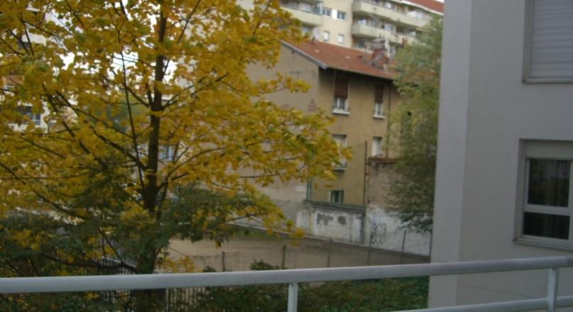 Villeurbanne République T4 88m² + 27 m² de terrasses