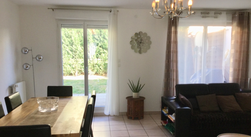 St Fons - Charmante villa 92m² Terrain 510m²