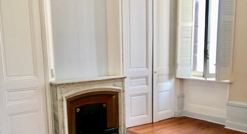 Vendu - Exclusivité - Villeurbanne - T5 de 115 m² dans un immeuble 1900
