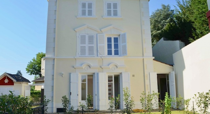 Loué - Ecully - Superbe T3 avec jardin privatif de 94m²