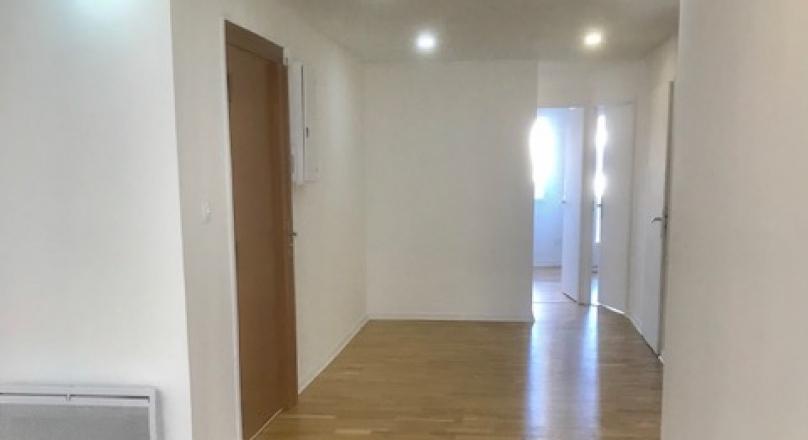 Vendu - Villeurbanne Gratte Ciel - T4 de 93 m² avec balcons, cave et garage