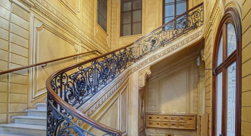 Sous offre - Exclusivité - Lyon 6 Lyautey - Superbe appartement de 162 m²