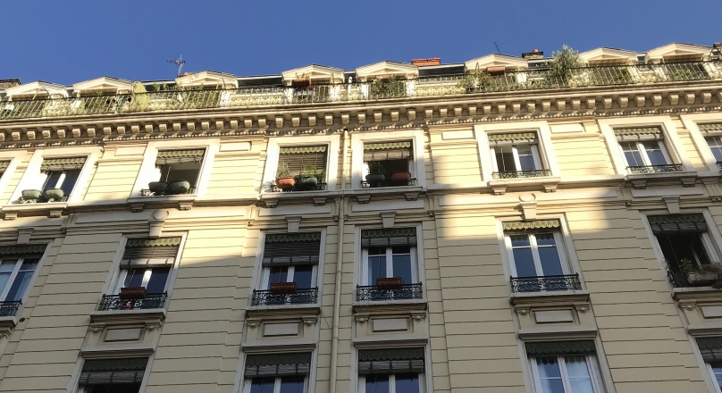 Vendu - Lyon 6 - Foch - Bel appartement bourgeois de 160m²
