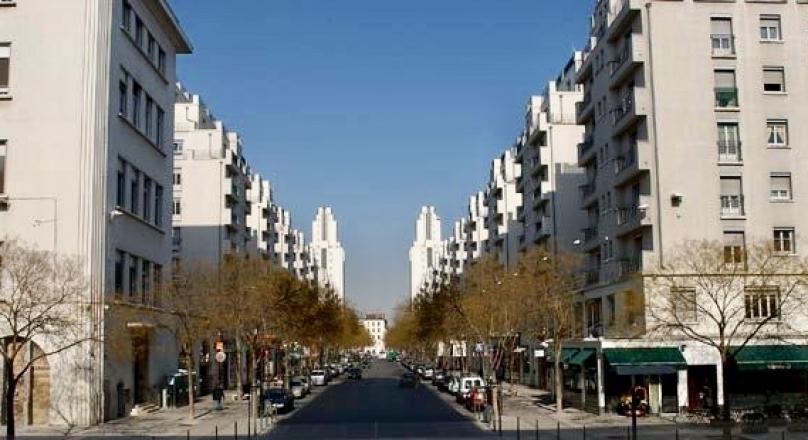 Villeurbanne - Gratte Ciel - Grand T3 de 75 m²