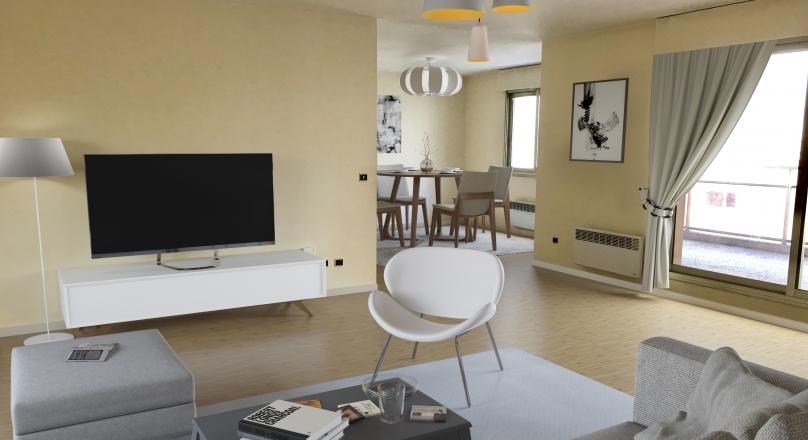 Lyon 6 - Triangle d'or Appartement d'environ 150m² avec terrasse