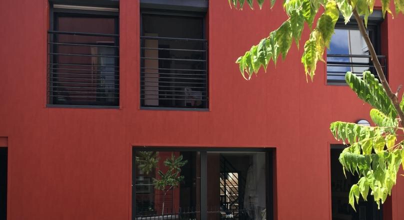 Loué - Exclusivité - Lyon 3 - Superbe Loft 150m² + extérieur d'environ 70m²